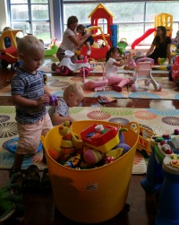 Mini movers playgroup